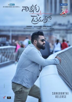 Nannaku Prematho new wallpapers 2